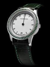 Schaumburg Watch Gnomonik Passion Lady Green