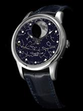 Schaumburg Watch MooN Galaxy Zodiac